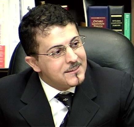 Dr. Esfandiar Zand, Thursdays at 8pm